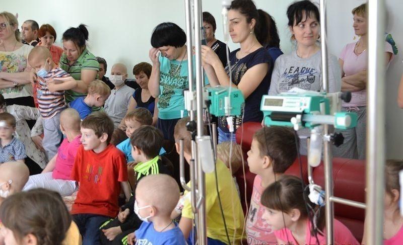 В Волгограде волонтеры открыли сбор средств для приобретения подарков детям из онкоцентра