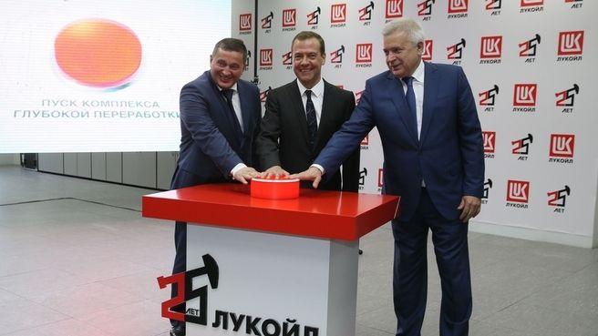 Дмитрий Медведев об убитых дорогах, встрече с губернатором и бизнес-сообществом