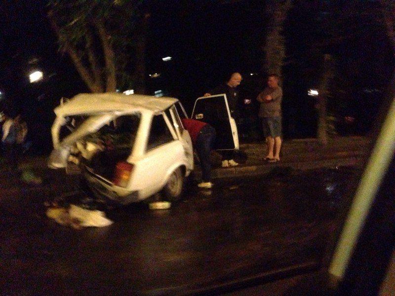 В Кировском районе Волгограда произошла серьезная авария: есть пострадавшие
