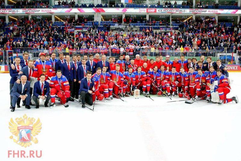 Состав групп на Чемпионат мира – 2017 по хоккею уже известен