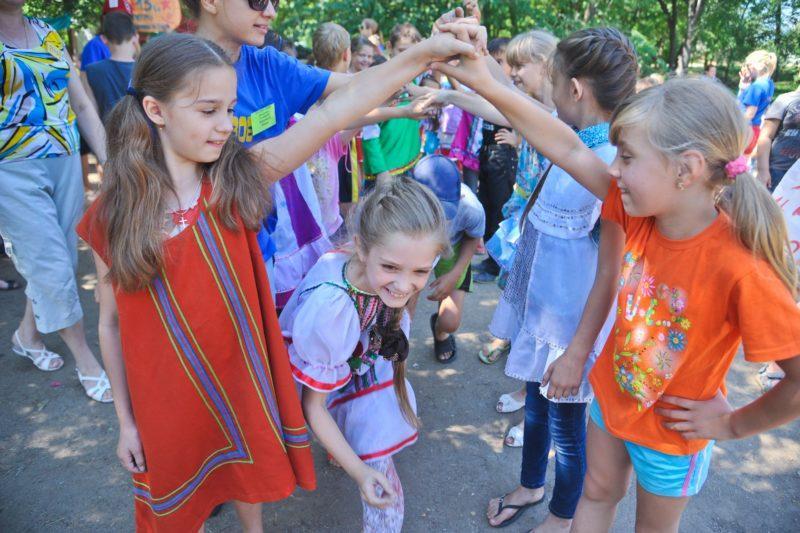 Волгоградский регион подготовился к празднованию Международного дня защиты детей