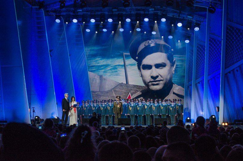 В Камышине состоялся грандиозный юбилей Алексея Маресьева
