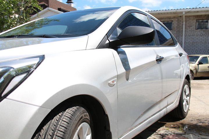 Волгоградцу грозит срок за пинок по автомобилю