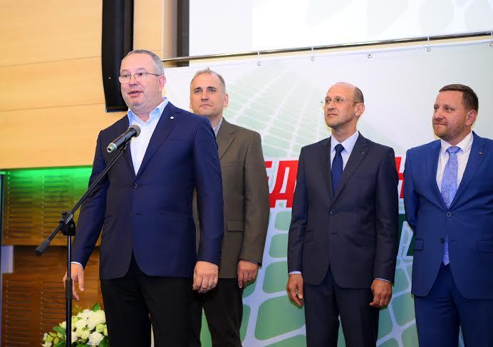 В Волгограде прошла презентация патриотической акции «Вместе»
