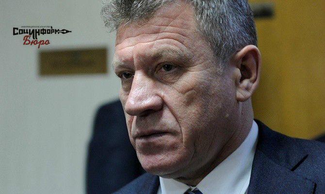 Чунаков уходит в отставку