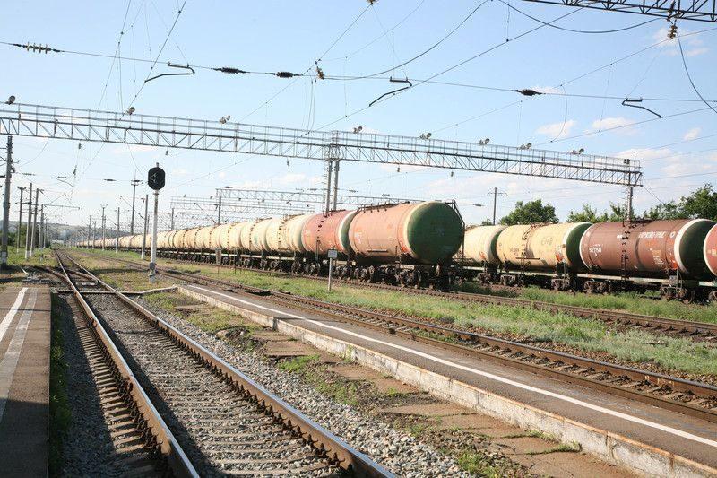 Со станции в Подмосковье исчезли 14 вагонов
