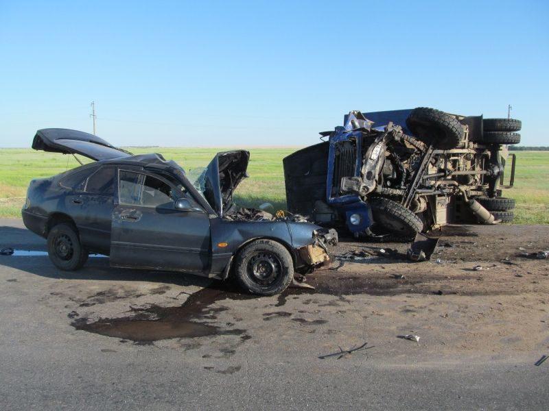 Страшная авария в Октябрьском районе унесла две молодые жизни