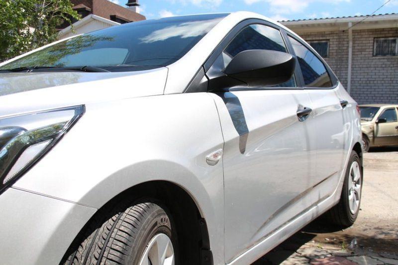 Волгоградцу грозит срок за вымещение злобы на чужом авто