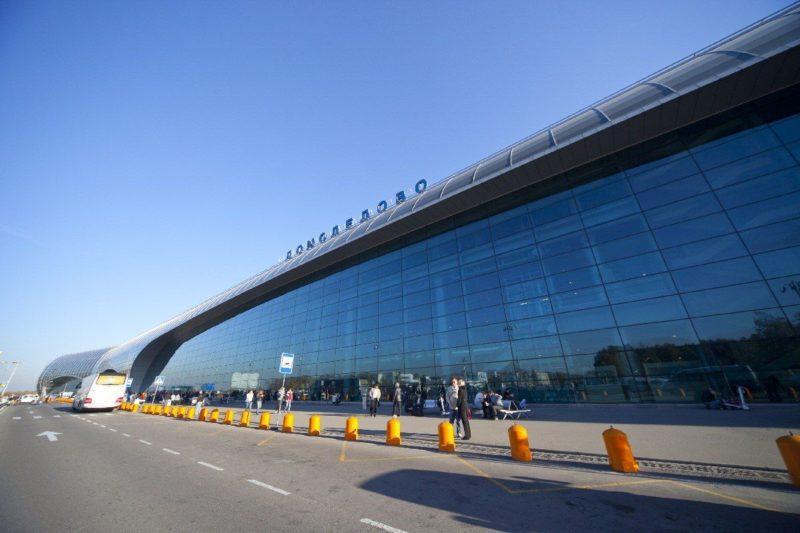 В московском аэропорту Домодедово не может сесть лайнер