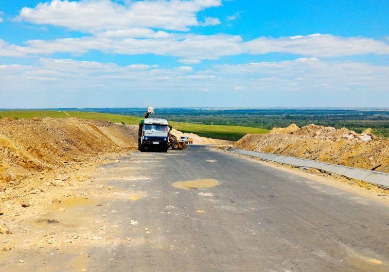 Два района Волгоградской области соединит новая дорога