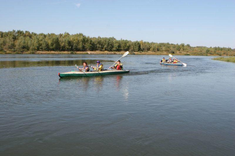 На Дону появился новый водный туристический маршрут