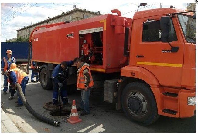Волгоградские власти вступили в стадию активной борьбы по очистке ливневок
