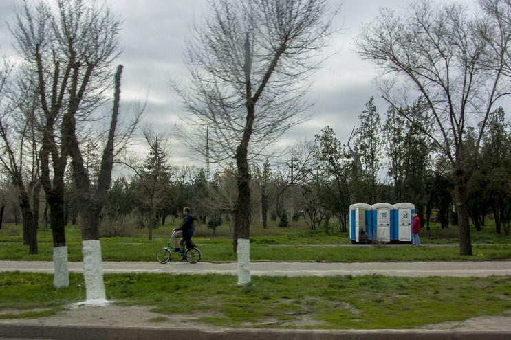 В Дзержинском районе Волгограда появится современная парковая зона