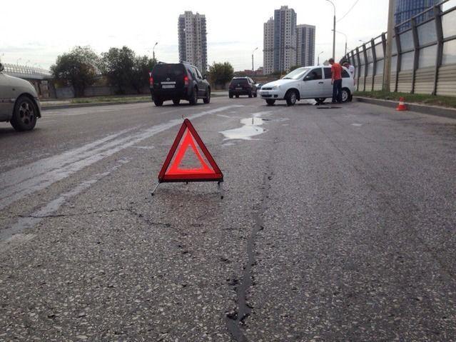 Под Волгоградом двое пенсионеров попали в аварию из-за плохого самочувствия