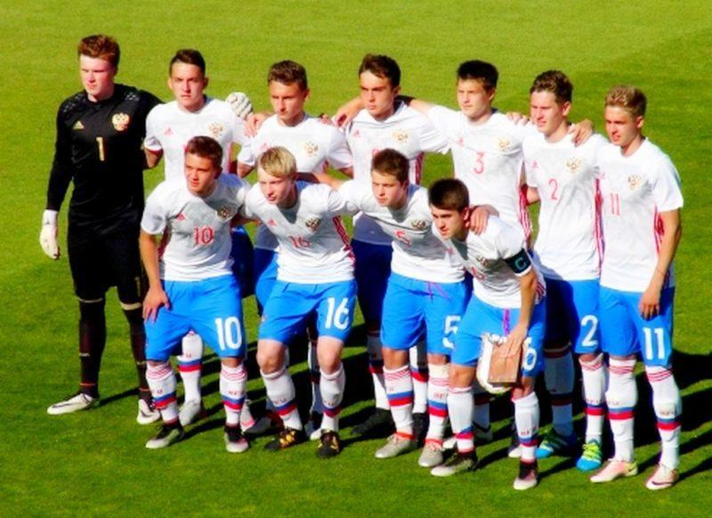 Российские юноши победили на турнире в Португалии
