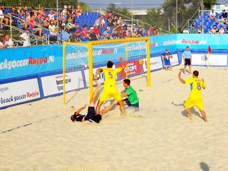 Российские пляжники проиграли в полуфинале Кубка Европы –  2016