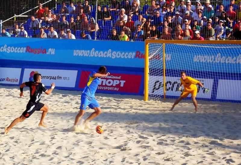 Сборная России по пляжному футболу – бронзовый призер Кубка Европы