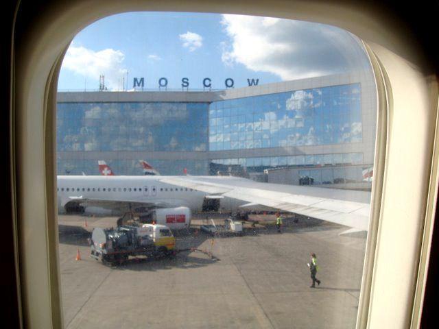 Лайнер Москва – Мурманск экстренно приземлился