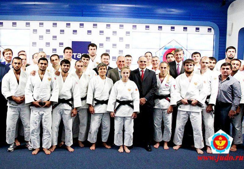 Стал известен состав сборной России по дзюдо на Олимпиаду – 2016