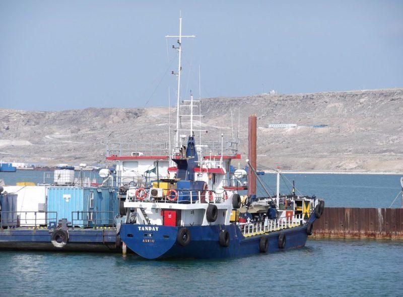 В Астрахани арестовали пьяного капитана танкера