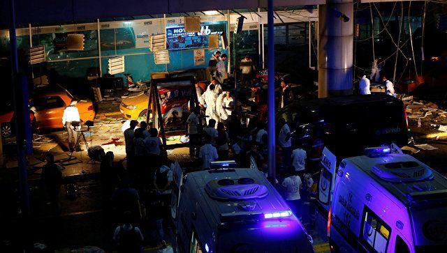 В результате теракта в Стамбуле пострадал россиянин