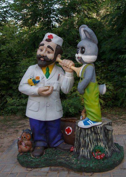 В Волгоградской области появилась Аллея детства