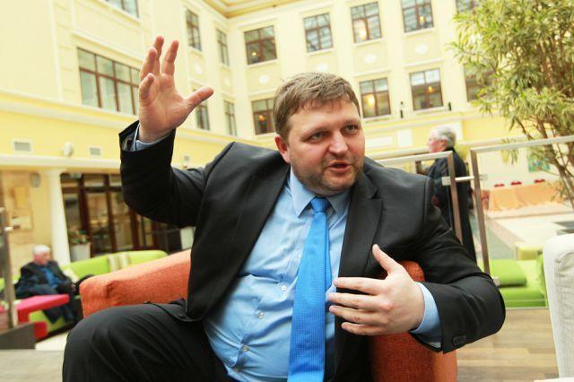 Никиту Белых задержали при получении взятки в особо крупном размере