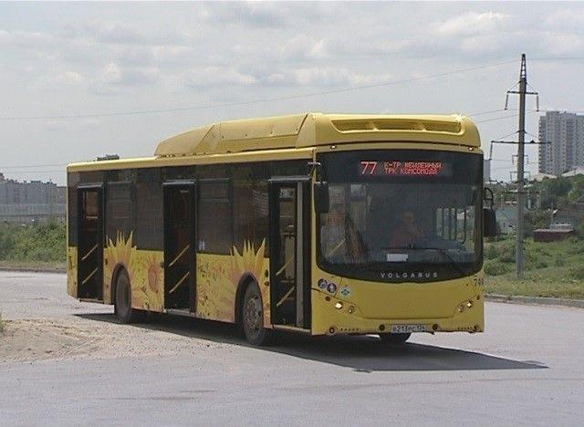 В Волгограде на маршруте кинотеатр «Юбилейный» – ТРК «Комсомолл» появились дополнительные автобусы