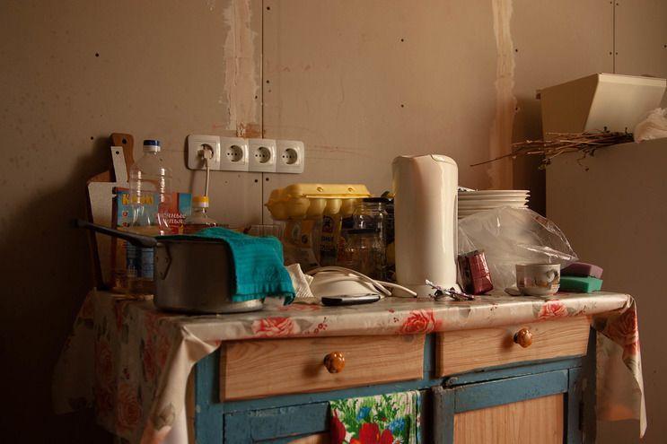 Волгоградцы вынуждены проживать в аварийных домах