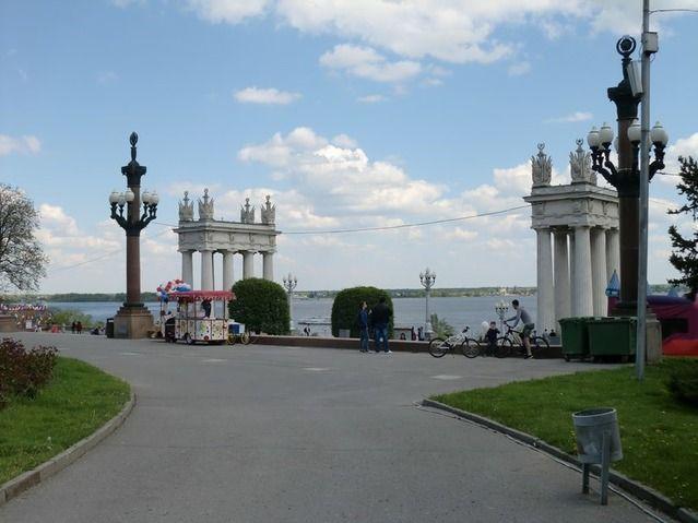 Центр города-героя Волгограда изменит свой внешний облик