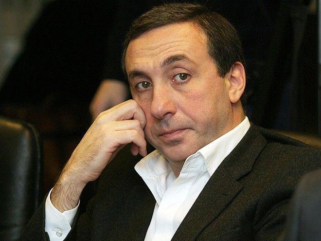 Президент ЦСКА Евгений Гинер через поручительство задолжал Альфа-банку более $98 миллионов