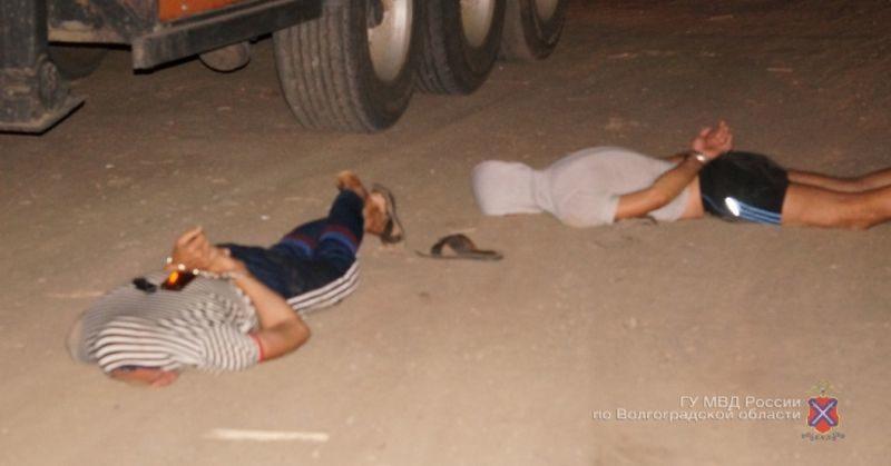 Двое волгоградцев выкачали нефть «для себя» на 320 тысяч рублей