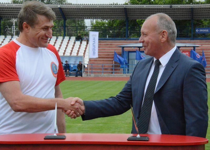 Знаменитый футболист стал послом Волгограда на чемпионат мира по футболу-2018