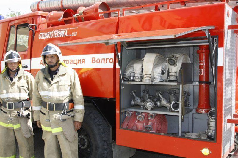 На территории Волгоградской области вновь ввели особый противопожарный режим