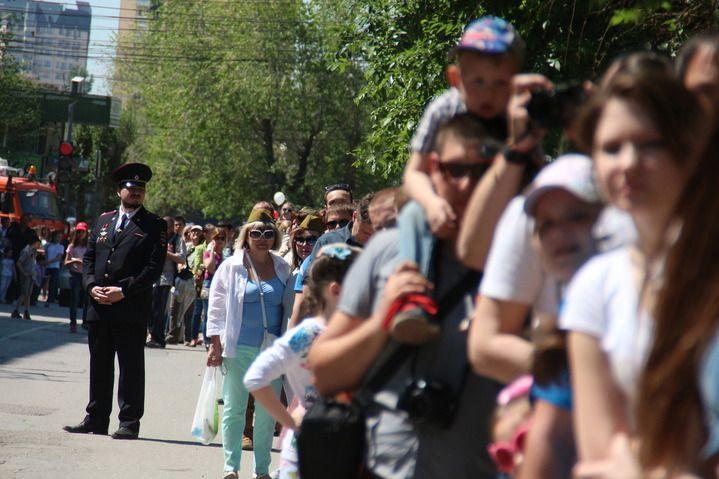 В Волгограде День России отпразднуют флешмобом