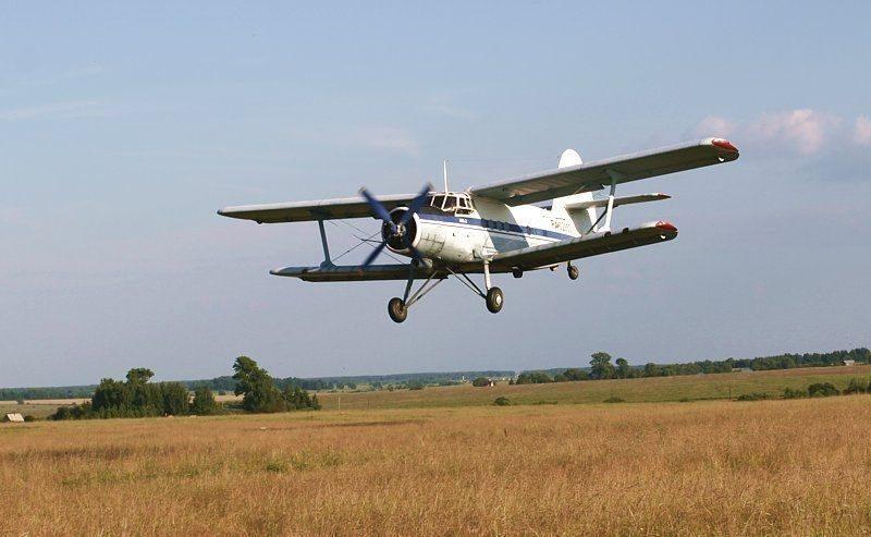 Два волгоградца погибли при падении легкомоторного самолета в Саратовской области