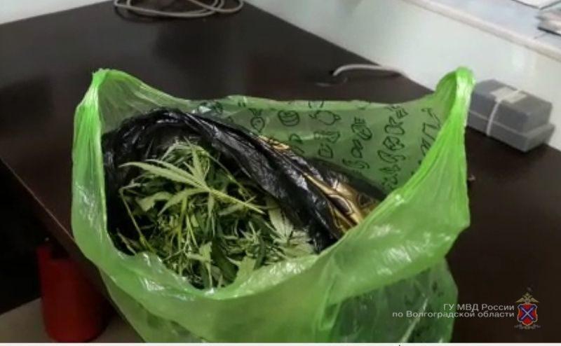 В Городищенскойм районе служебная собака обнаружила в «Мерседесе» марихуану