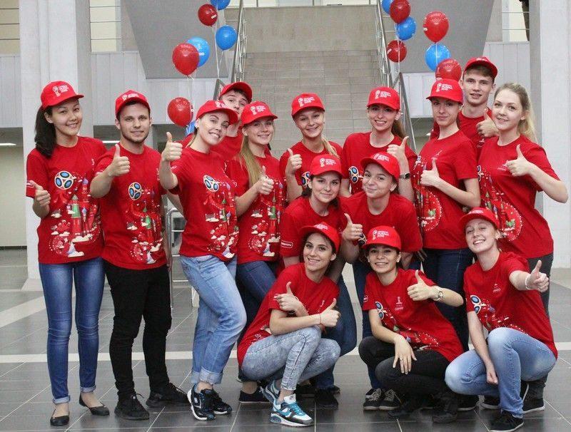 В Волгоградской области началась регистрация волонтеров к чемпионату мира по футболу 2018