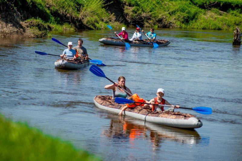 Пропавшая туристическая группа в Нижегородской области обнаружена спасателями