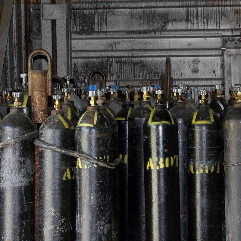 В авиационном комплексе С. В. Ильюшина взорвался баллон с азотом