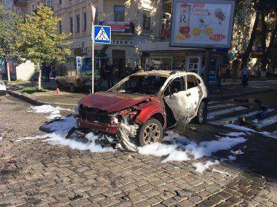В результате взрыва погиб экс-ведущий программы «Время» Павел Шеремет