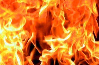 Страшная смерть: 1,5-годовалого ребенка охватило пламя на глазах его родителей