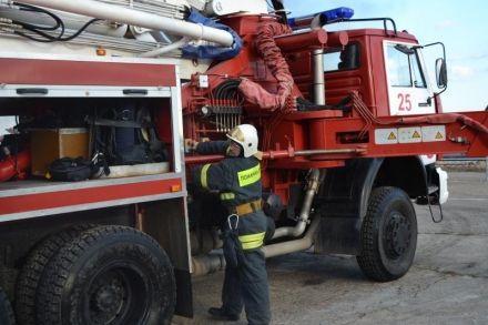 В Камышинском районе при пожаре погибла 50-летняя женщина