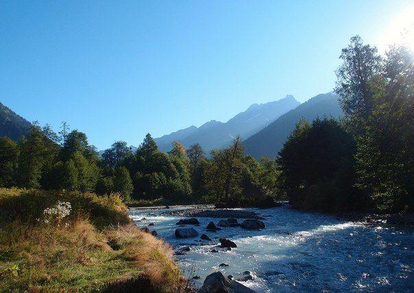 В Кодорском ущелье Абхазии трагически погиб турист из Санкт-Петербурга