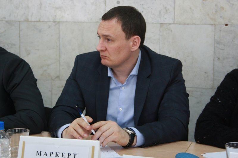Депутатом Максимом Маркертом занялся Следственный комитет РФ из-за драки в бане