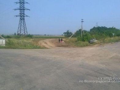 В Калачевском районе в результате ДТП пострадал 9-летний ребенок
