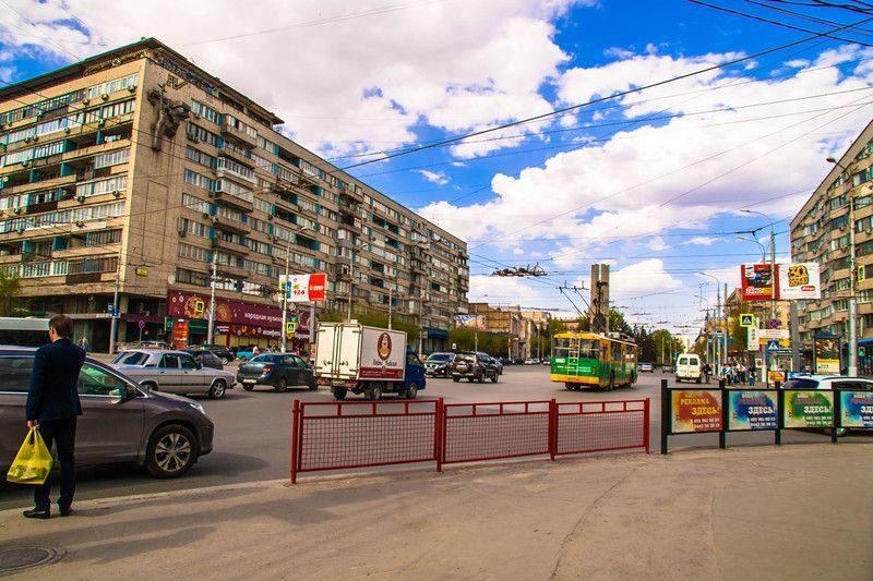 В Волгограде к Чемпионату мира отремонтируют фасады домов