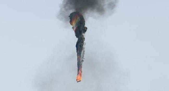 В результате крушения воздушного шара погибли 16 человек