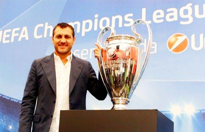 43-летний Кристиан Вьери возобновил карьеру футболиста