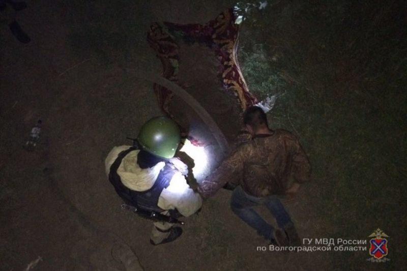 """Под Волгоградом силовики задержали """"нефтедобытчиков"""""""